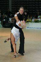 Cedric Meyer & Angelique Meyer at Savaria 2006