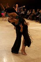 Eugene Katsevman & Maria Manusova at UK Open 2009