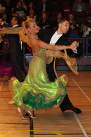 Nicola Pascon & Anna Tondello at International Championships 2011