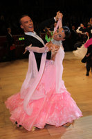 Marek Kosaty & Paulina Glazik at The International Championships