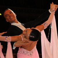 Marek Kosaty & Paulina Glazik at The International Championships