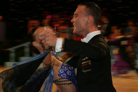 Marek Kosaty & Paulina Glazik at UK Open 2010