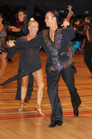 Alex Ivanets & Lisa Bellinger-Ivanets at International Championships 2011