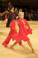 Alex Ivanets & Lisa Bellinger-Ivanets at UK Open 2009