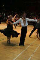 Alex Ivanets & Lisa Bellinger-Ivanets at International Championships 2009