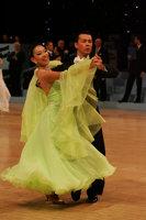 Shozo Ishihara & Toko Shibuya at UK Open 2008