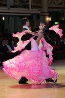 Qing Shui & Yan Yan Ma at Blackpool Dance Festival 2009