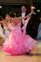 Qing Shui & Yan Yan Ma at Blackpool Dance Festival 2009