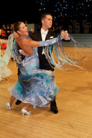 Francesco Andreani & Francesca Longarini at UK Open 2009