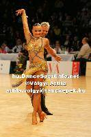 Kamil Studenny & Kateryna Trubina at Lithuanian Open 2007