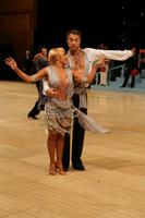 Andrei Gavriline & Elena Kryuchkova at UK Open 2008