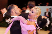 Roberto Villa & Morena Colagreco at UK Open 2008