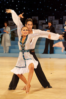 Shota Sesoko & Shizuka Hara at UK Open 2009