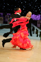 Mark Elsbury & Olga Elsbury at UK Open 2008