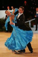 Lukasz Tomczak & Aleksandra Tomczak at UK Open 2010