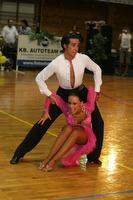 Andrea Silvestri & Martina Váradi at 7. V. RexTerra Cup