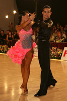 Andrea Silvestri & Martina Váradi at 8th Kistelek Open