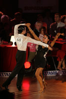 Andrea Silvestri &amp; Martina Vradi at Czech Dance Open 2009