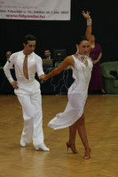 Andrea Silvestri & Martina Váradi at Hungarian Amateur Latin and Standard Championships