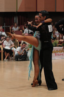 Andrea Silvestri & Martina Váradi at 45th Savaria International Dance Festival