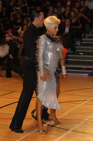 David Byrnes & Karla Gerbes at International Championships 2011