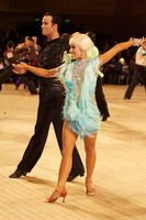 David Byrnes & Karla Gerbes at UK Open 2009
