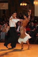 Koji Nishijima & Asumi Nishijima at Blackpool Dance Festival 2010