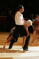 Michal Malitowski & Joanna Leunis at The International Championships