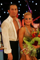 Michal Malitowski & Joanna Leunis at UK Open 2008