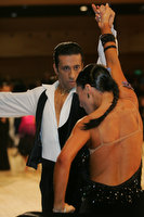 Fabio Modica & Tinna Hoffmann at UK Open 2010