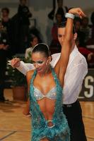 Raimondo Todaro & Francesca Tocca at Austrian Open Championshuips 2008