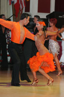 Raimondo Todaro & Francesca Tocca at Blackpool Dance Festival 2009