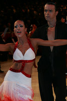 Emanuele Soldi & Elisa Nasato at International Championships 2011