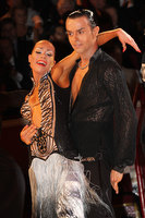 Emanuele Soldi &amp; Elisa Nasato at International Championships 2011