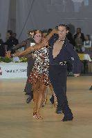 Emanuele Soldi & Elisa Nasato at Savaria 2006