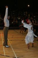 Emanuele Soldi & Elisa Nasato at International Championships 2009