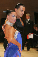 Emanuele Soldi & Elisa Nasato at UK Open 2010