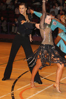 Miles Chapman & Lorna Arnold at The International Championships