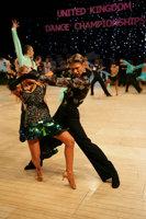 Kirill Belorukov & Elvira Skrylnikova at UK Open 2008