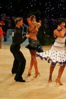 Kirill Belorukov & Elvira Skrylnikova at UK Open 2008