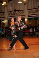 Kirill Belorukov & Elvira Skrylnikova at Blackpool Dance Festival 2008