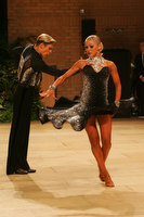 Kirill Belorukov &amp; Elvira Skrylnikova at UK Open 2010