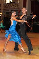 Dominik Rudnicki & Adrianna Lojszczyk at Blackpool Dance Festival 2010