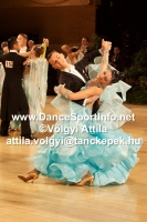 Luca Rossignoli &amp; Veronika Haller at UK Open 2009