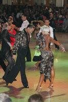 Andre Paramonov & Natalie Paramonov at Blackpool Dance Festival