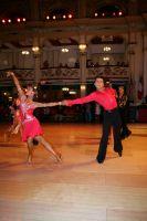 Denys Drozdyuk & Antonina Skobina at Blackpool Dance Festival 2008