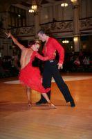 Manuel Frighetto & Karin Rooba at Blackpool Dance Festival 2008