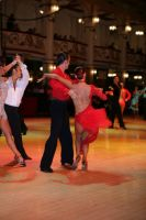 Manuel Frighetto & Karin Rooba at Blackpool Dance Festival 2008