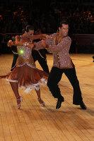 Joshua Keefe & Sara Magnanelli at International Championships 2011