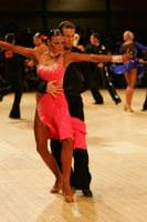 Stefano Moriondo & Malene Ostergaard at UK Open 2008